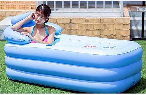 Inflatable Bath Tub Pvc Portable Tub Spa Environmental Portable Tub
