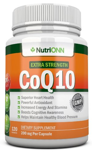 CoQ10 200mg Double Strength Capsules product image