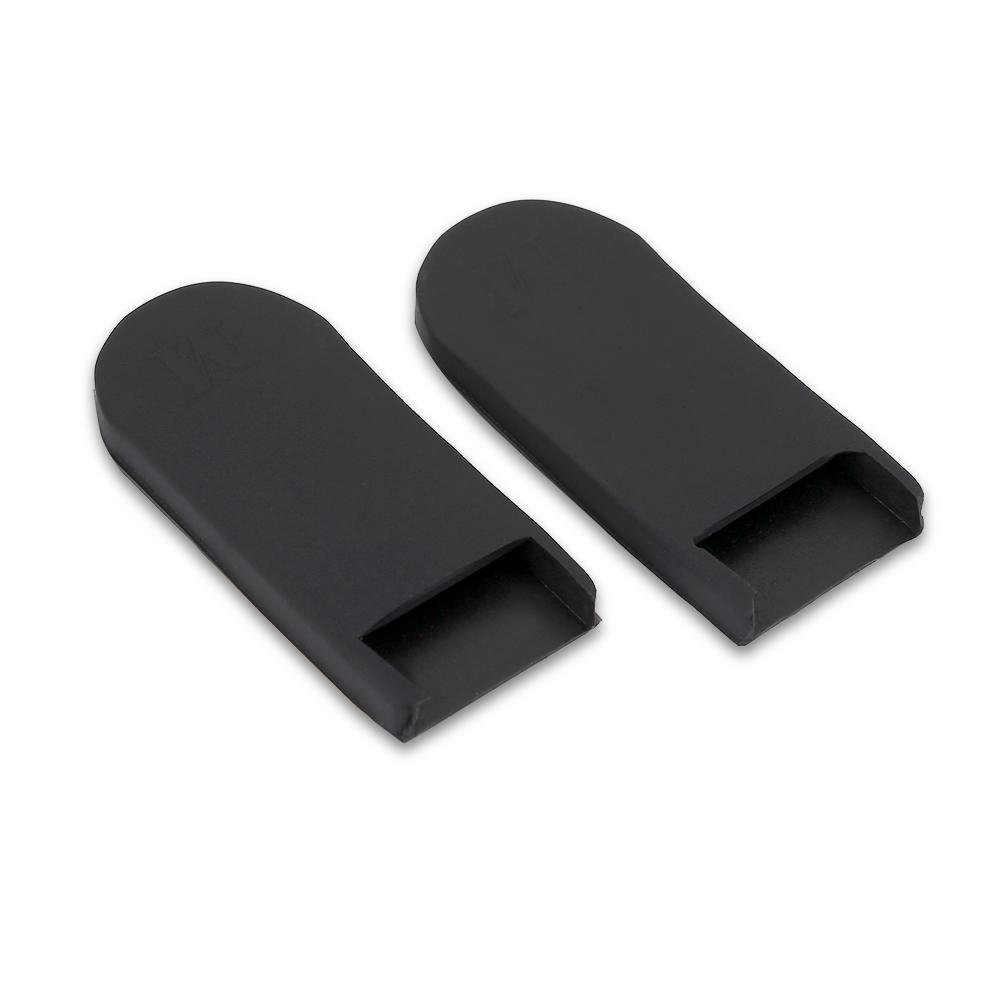 Saxophone Thumb Rest, 2Pcs Rubber Sax Cushion Instrument Accessory