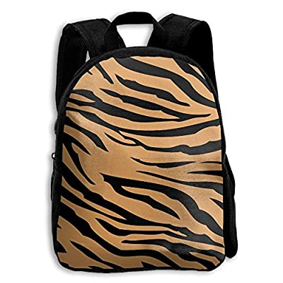 559f9cd2c0 School Backpack Tiger Pattern Travel Bags Bookbag For Kids well-wreapped