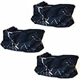 Sporaod 3pcs Outdoor Multifunctional Magic Multi scarf NECK Headband Bandana Warmer Multi Usage Tube Mask Cap SP-05