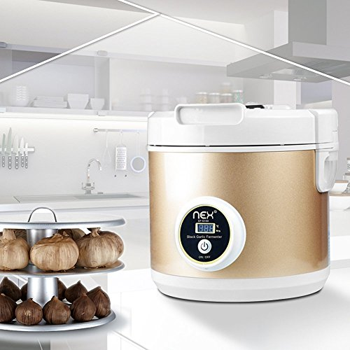 Professional Black Garlic Fermenter Automatic Garlics Maker