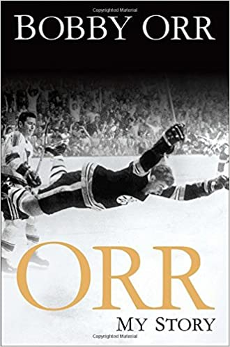 Amazon.com: Orr: My Story (9780399161759): Orr, Bobby: Books
