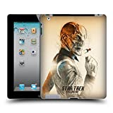 Official Star Trek Discovery Sylvia Tilly Grunge Characters Hard Back Case for iPad 2 (2011)