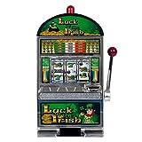 Reczone Luck of The Irish Slot Machine Bank, 15-Inch