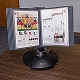 Business Source Deluxe Catalog Display Rack - 62888