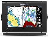 Simrad GO7 XSR Combo w/Basemap