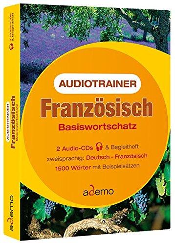 Audiotrainer Basiswortschatz Französisch