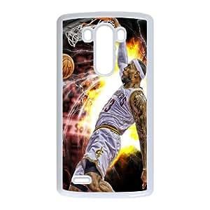 LG G3 LeBron James Phone Back Case Custom Art Print Design Hard Shell Protection FG0080812