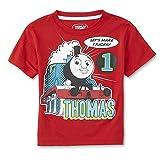 Thomas the Train Toddler Little Boys Lets Make Tracks T-Shirt