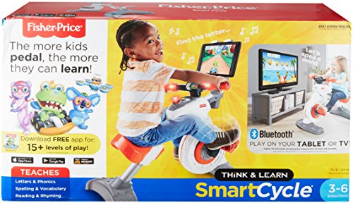 515UBRi AlL - Fisher-Price Think & Learn Smart Cycle