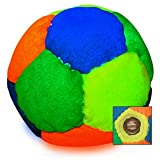 Glow in the Dark Footbag Hacky Sack LED GloStar