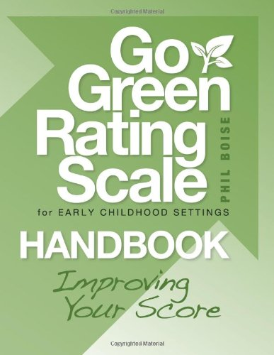 Go Green Rating Scale F/Early Child...