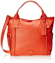 Fossil Emerson Top Handle Bag, Monarch, One Size