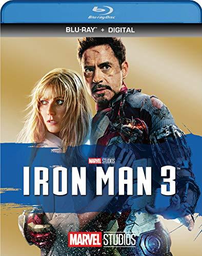 Price comparison product image IRON MAN 3 [Blu-ray]