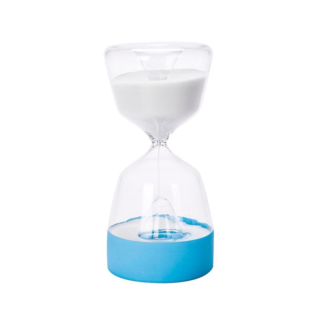 Mchoice Hourglass Timer Night Light Lamp Color Changed Sleep Timer sandglass Decoration