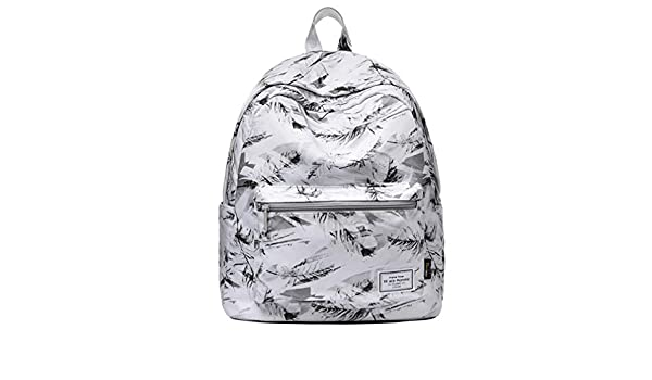 Amazon.com: Backpack Womens bag new Fashion backpacks go with small Fresh air Schoolbag Print Backpack: Clothing