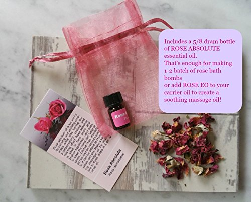 Review bMAKER Dried Rose Buds&