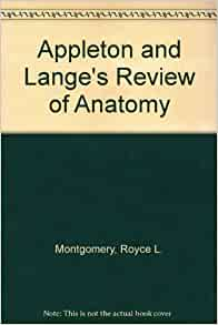 appleton and lange review of anatomy pdf