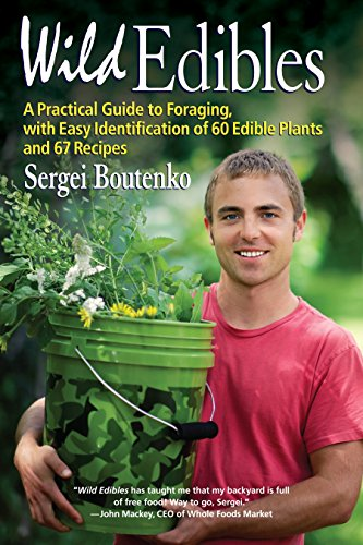 Wild Edibles: A Practical Guide to Foraging, with Easy Identification of 60 Edible Plants and 67 Recipes 515UFTEb0RL