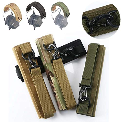 hearing protection cover camo - 4