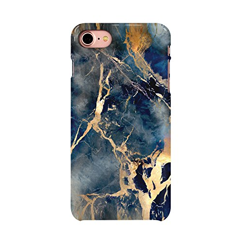 deep-blue-grey-marble-stone-pattern-iphone-7-case-custom-iphone-7g-47inch-cover