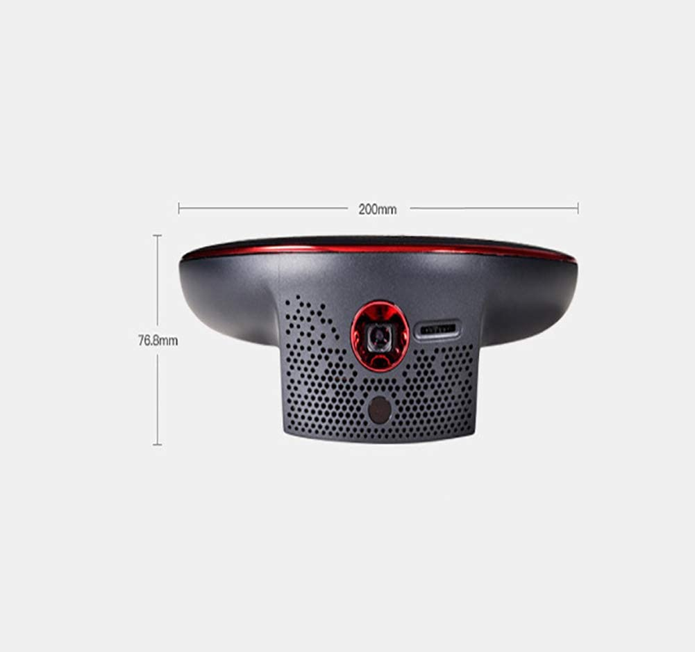 YTBLF Proyector De Audio Inteligente 4K Pantalla Gigante Teatro AI ...