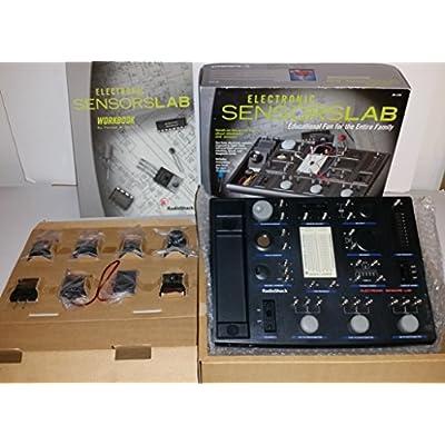 Electronic Sensorslab 28-278 280-0278 Radioshack: Toys & Games