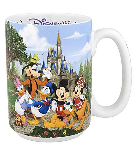 Walt Disney World Grandma Ceramic Mug Cup NEW