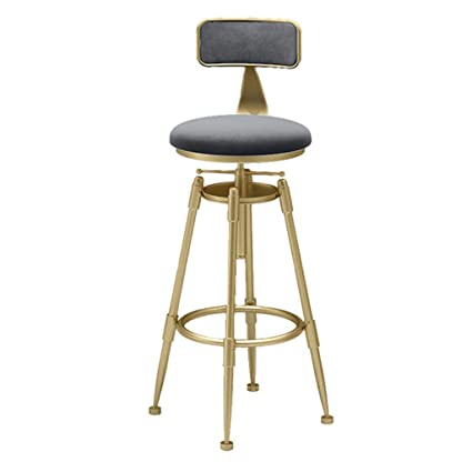 Brilliant Amazon Com Mmli Barstools Bar Stools Adjustable Height Dailytribune Chair Design For Home Dailytribuneorg