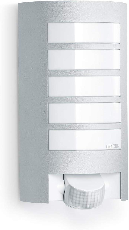 LED in Acciaio inox Lampada da parete 6w 470 Lumen Lampada Esterno Con Rilevatore Di Movimento Lampada