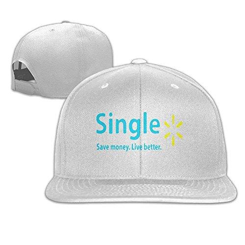 Single Cake Cap Fitted Men and Walnut Unisex Money Save Gorras For béisbol Causal Flat Live Bill Skater Women Better CtC6vqdw