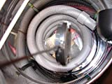 Hako Minuteman Vacuum Stainless Shop Vac Commercial Industrial Hazerdous & Extra Motor