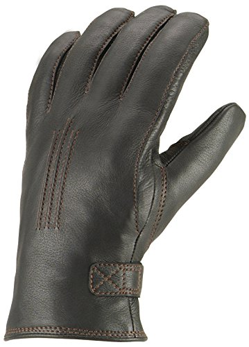 Hestra Men's Deerskin Lambsfur Lined Leather Gloves by Hestra
