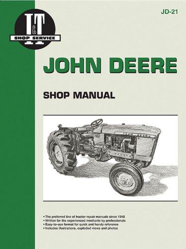 John Deere Series 1010, 2010 (I & T Shop Service)