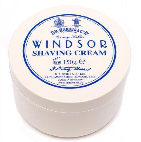 150g Tub - D.R.Harris & Co Windsor Shaving Cream Tub 150g