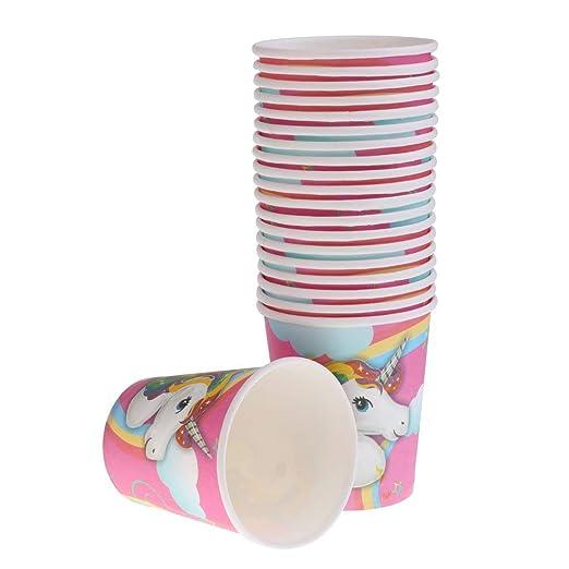 Morning May - Vasos de cartón para Fiesta de cumpleaños ...