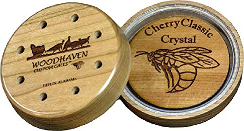 Woodhaven Cherry Classic Series Friction Turkey Call