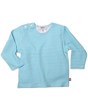 Unisex baby Candy Stripe Long Sleeve T Shirt