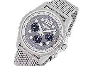 Breitling Chronospace Swiss-Automatic Male Watch A23360 (Certified Pre-Owned)