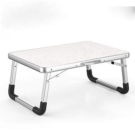 YZERTLH Mesa para Ordenador Portatil, Soporte Portátil Aluminio ...