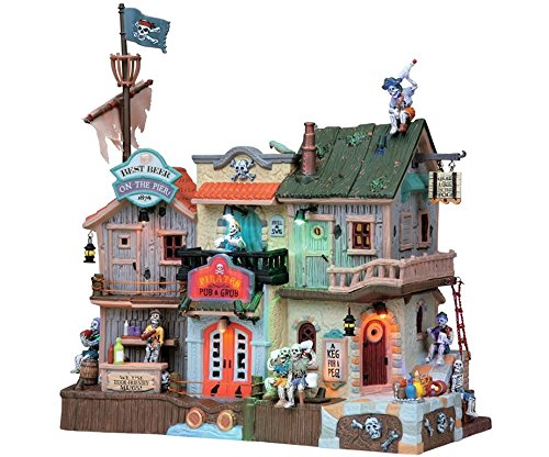 Spooky Town Collection Pirates' Pub & Grub