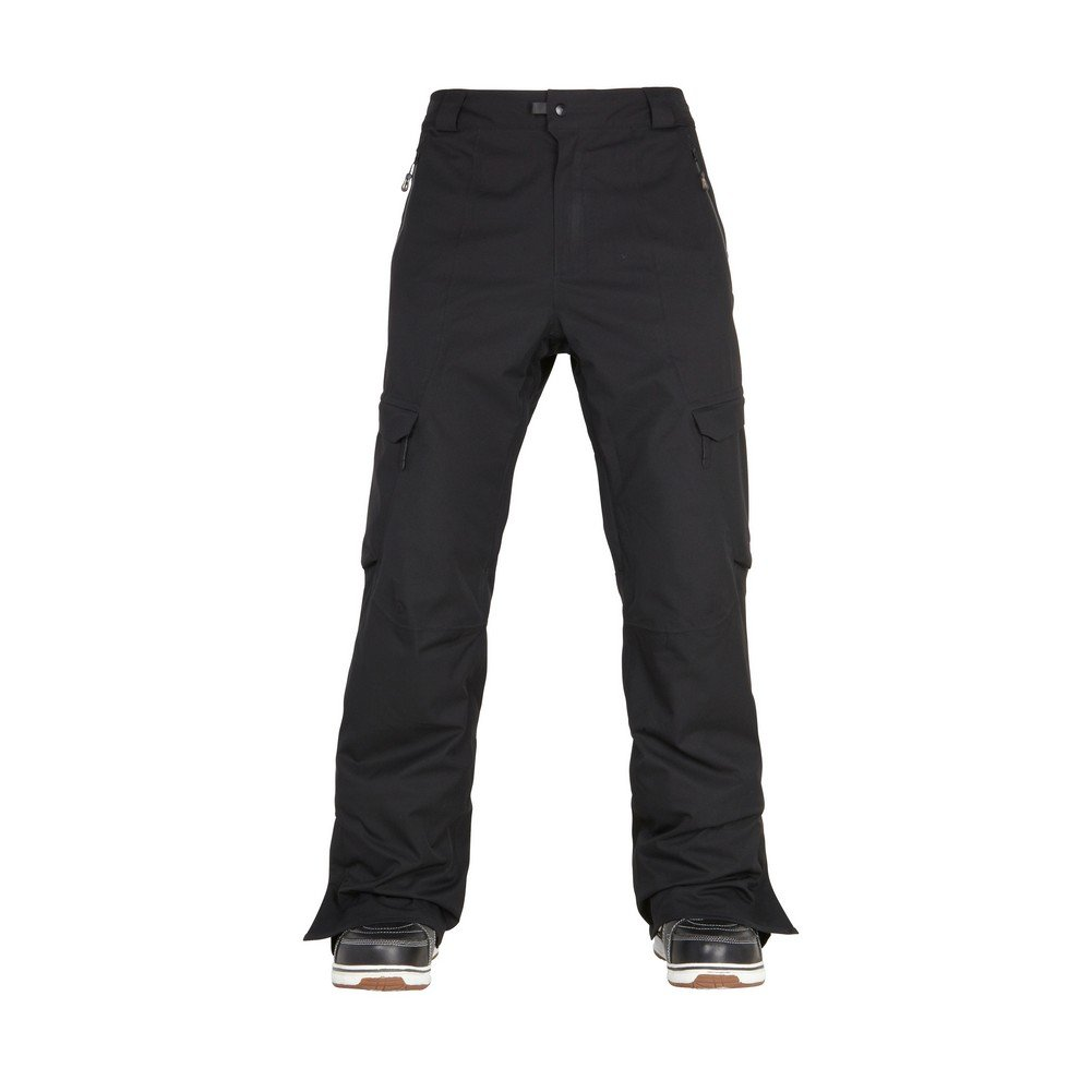 686 Men's GLCR Quantum Thermagraph Pants Black Pants by 686