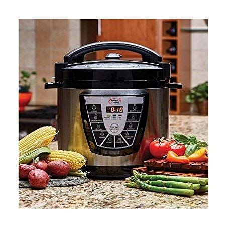 Power Cooker PLUS 8-Quart Pressure Cooker As Seen on TV