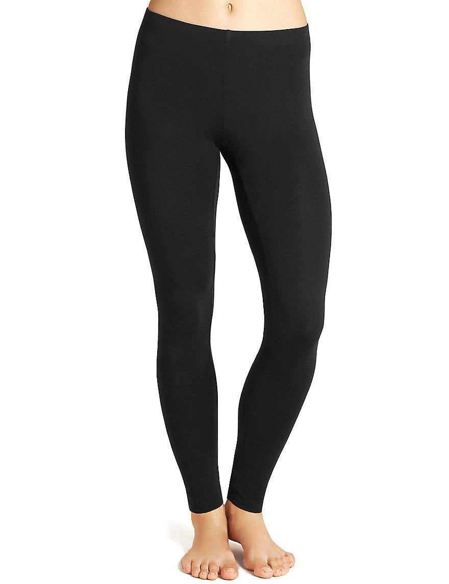 Ladies Heatgen Long Thermal Leggings. Black Grey or Burgundy. Sizes 6 8 10 12 14 16 18 20 22