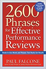 No managerial or administrative task is as universally dreaded as the performance review. Supervisors may know the points they need to get across, but putting them on paper is another matter. This book puts the right words at their fingertips...