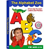 The Preschool Learning Series: Alphabet Zoo