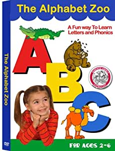 The Preschool Learning Series: Alphabet Zoo
