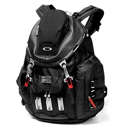 (Oakley Mens Kitchen Sink Backpack One Size Black )