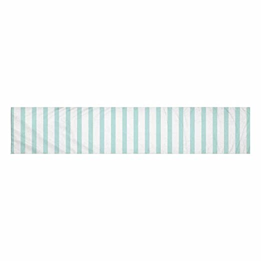 b5007323afce Amazon.com: InterestPrint Abstract Fashion Mint and White Strips ...